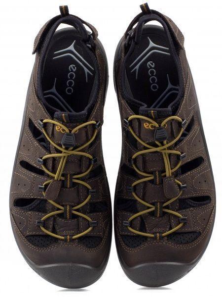 ECCO Сандалии  модель ZM3376 размерная сетка обуви, 2017
